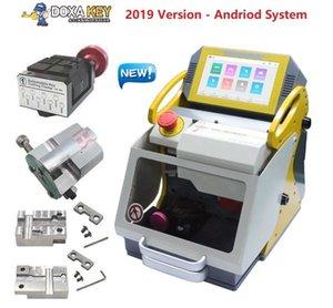 Originale 2020 SEC E9 Automatic Key Cutting Machine per auto e chiavi di casa tutti perduti Copia Funtional più di Slica chiave Cutting Machine