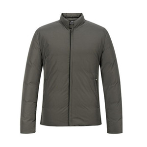 Brand Thicken Winter Down Jacket Men Light Down Coat White Down Jacket Top Quality Warm Parka Jacket Fashion Size M-3XL