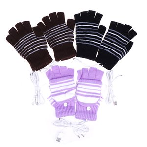 Skiing Electric Heating Glove USB Heated Gloves Winter Thermal Hand Warmer Battery Powered Thermal Waterproof For Motorcycle Ski Gloves