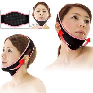 Dispositivo Face-lift 3D Faciacl Strumento Beautyhealth Massaggiatore Thin-Face Bendaggi V-Face Correction Face Shaper Face Maschera più sottile