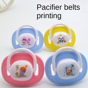 gYJdp Oval printed round flat pacifier professional infant products suppliers Oval nipple nipple printed round head flat head pacifier profe