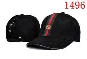 2019 Newest Cap Hundreds Letters embroidery Strap Back Cap Popular Rare For Men Women Adjustable Panel Golf Polo Snapback Baseball Hats RT18