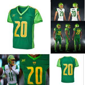 2020 Vipers Jerseys Tarvarus McFadden Jersey Robert Priester Terrance Plummer II obum gwacham Verde XFL Football camisas personalizadas costurado