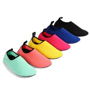 Yoga Fitness Tauchen Schuhe Wasser rosa Socken Damen Herren Socken Anti-Rutsch-Socken-Tauchen Wassersport Strand Socken Schwimmen Surfen Neoprenanzug Schuhe