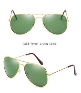 العلامة التجارية مصمم نظارات الشمس ذهب إطار مرآة نظارات شمس إمرأة موضة النظارات الشمسية فوق البنفسجية نظارات رجالي الشمس الكلاسيكية نظارات 15 الألوان