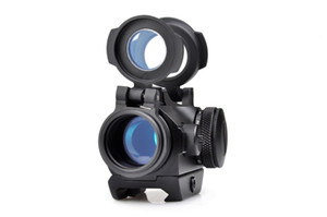 Z-TAC Tactical Cannocchiali 20mm Low Mount Micro 1x24 Red Dot Sight Scopes Ottica Per Caccia Tactical Sight