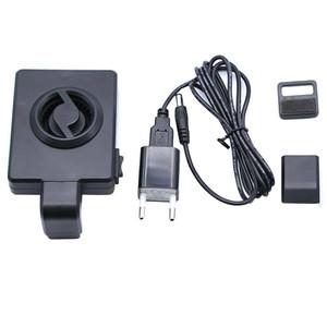 Fan Mini Plastik Hang On akvaryum balıkları Tank Soğutma Taşınabilir Su geçirmez USB Şarj Soğutucu Düşük Gürültü Klip Ev Su Tesisi