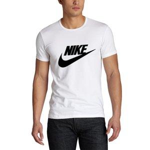 Hombres Nike 19SS 2020 diseñador de las camisetas de girasol camiseta impresa de Hip Hop de gran tamaño High Street camiseta de los hombres y diseñador camiseta de los pares