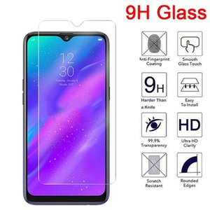 500pcs Mobile Phone Tempered Glass For OPPO Realme X C2 C3 5s X50 5G 6i XT X2 Pro Screen Protector DHL Free