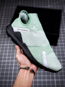 2019 새로운 Y-3 Saikou Boost 경주 시리즈 스포츠 신발 캐주얼 신발 남성 Y3 통기성 편안한 운동화 크기 39-45