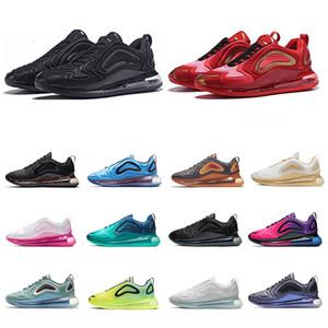 2019 Nuova uscita Total Eclipse Crimson Gold Sea Forest volt futuro Scarpe da corsa da uomo Moda donna trainer Sneakers sportive 36-45