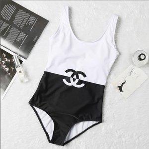 2020 Sexy Womens designer de maiô luva Bottoming shirt Biquini Designer Swimsuit Bandage maiôs Um maiô peça