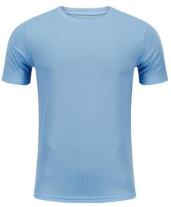 2019 men's tight clothes running short-sleeved quick-drying T-shirt 2249
