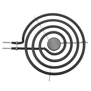 Pieza de repuesto Hotpoint Rango estufa estufa quemador Kit de calentamiento previene recubrimiento verde 6/8 pulgadas arañazos durante