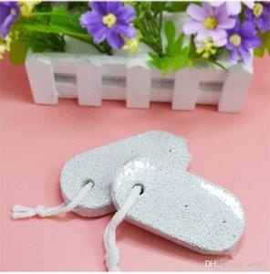 Pie de pulido Piedras Exfoliante natural de piedra pómez para la herramienta de Cuidado Pies de baño artículos de buena calidad 33ch 0 dd
