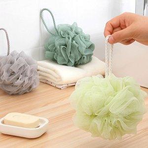 Vücut fırça 1PC Hijyenik Yumuşak Banyo Ball Zengin Bubbles Banyo Sünger Fırça Banyo Duş duş sünger badkamer accesoires1.479 için