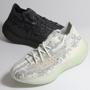 Coconut popcorn sports knitted flying line running shoes high quality men's and women's running shoes with shit