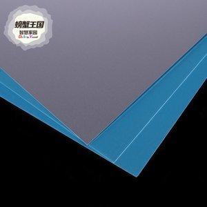 Cangrejo Unido metales de placas de aluminio placa de aluminio en escamas de bricolaje coche pequeño Chasis Modelo Arquitectura Planta