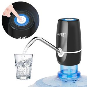 Главная Мини-Touch-тон Аккумуляторная электрическая Диспенсер для воды Насос с USB-кабель / Tube Портативный Drinkware переключателя инструменты