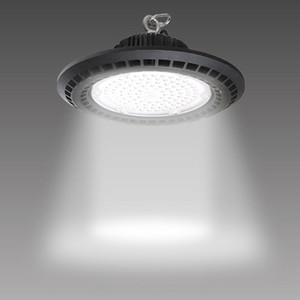 Luce di inondazione del UFO High Bay LED 100W 150W 200W 250W IP65 LED Mining Highbay lampada Stree negozio Luci del lavoro