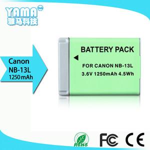 Bateria de Câmera Digital de Bateria Recarregável de Lítio para Canon Nb-13L Canon PowerShot G7 X
