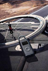 2021 hızlı tekne Xiaomi Youpin elektrikli hava pompası taşınabilir akıllı dijital lastik basıncı algılama bisiklet motosiklet araç futbol wholesal