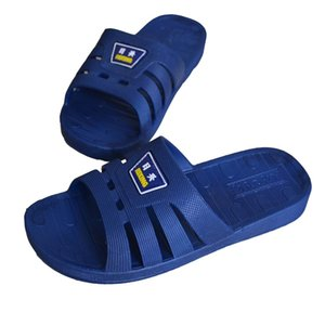 Hotel bathroom slippers mens indoor home bath antiskid sandals floor stand plastic cheap shoes wholesale