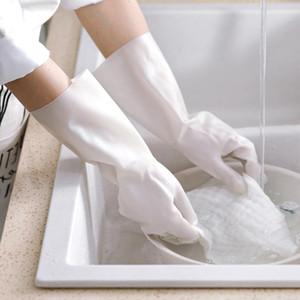 Schutzhandschuhe Nützliche Kuechenwaschmaschinen Handschuhe Haushalt Abwasch Handschuhe Gummi Waschgeschirrreinigung ousehold Protective Products