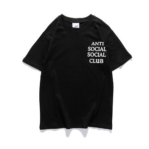 T Blood 20SS Street Barrage Back Letter Full Print Short Sleeve Fashion Casual Hip Hop Couple Half Sleeve New