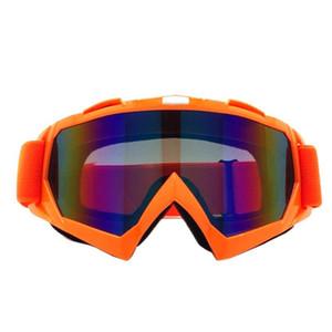 Yeni Bisiklet Snowboard Gözlükler Önlemek Rüzgar Karmobil Dirt Motosiklet Bisiklet Gözlük Motokros Off-Road Gözlük Renk Mercek yeni