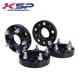 KSP 4PC Hubcentric Wheel Spacers 1 Inch 25mm 5x114.3 To 5X114.3 Para Infiniti FX35 F45 FX50 G35 G37 350z 370z 300zx 240sx