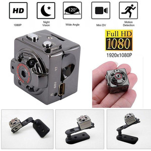 SQ8 Mini Kamera SQ 8 Full HD 1080P Kaydedici Mini DV Hareket Sensörü Gece Görüş Mikro kamera Sport Kablosuz Kamera Kaydedici PK SQ11 SQ6