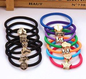 Nuevos accesorios para el cabello diadema cuerda para el cabello joyería banda para el cabello Pony Tails Holder