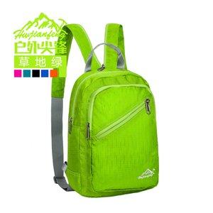 Produttori di vendita diretta 2020 di nuovo stile di Hu Jian Wei Feng Tre-purpose Bag Casual Sport zaino Crossbody / sacchetto di spalla