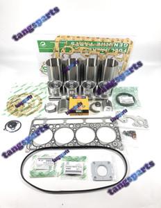 V2203-IDI indirect injection V2203 Engine overhual Rebuild kit For KUBOTA Engine Parts Forklift Excavator Loaders engine parts