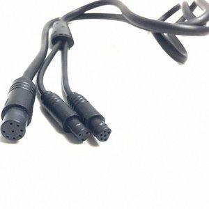 Ebike YSplitter Cordon Câble de 1 à 2 Câble étanche pour XH18 affichage Instrument Modification vélo pour Tongsheng moteur TSDZ2 HsY2 #