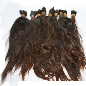 DHL 페덱스 무료 년대 2의 300g / 많은 처리되지 않은 처녀 레미 원시 꼬기 머리를 한 기증자 각 조각 머리의 대부분을 사용하여