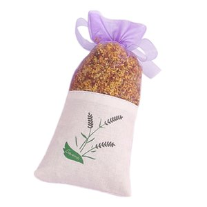 Doğal Gül Lavanta Jasmine Bud Kurutulmuş Çiçek Poşet Çanta Aromaterapi Aromatik Hava Yenile