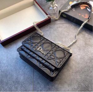 Popular famous goods classic 2 color quality famous goods new women fashion design handbag luxury boutique women messenger bag