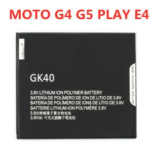 YENİ OEM Orijinal Motorola MOTO GK40 G4 G5 OYUN E4 E3 pil XT1607 XT1609 XT1670 Yedek fabrika fiyat toptan