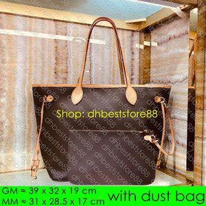 Diaper Bag M40995 NF MM GM Designer forma das mulheres de compras do bebê ao ar livre Praia Ombro Casual Luxury Tote Iena Saco com removível Clutch