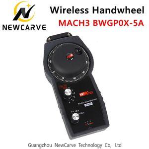 SIEMENS / MITSUBISHI / SYNTEC / controlador inalámbrico GSKCNC de control del sistema Mach3 para CNC Volante BWGP0X-5A