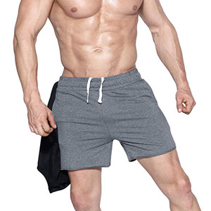 Herren Shorts Pour Hommes Active Jogging Sommer Fitness Lose Kurze Hosen European Style Hot Sale Pants