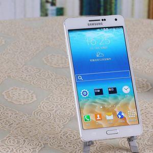 Recondicionado Desbloqueado Samsung Galaxy A7 A7000 4G LTE 5.5 '' 13.0MP 2G RAM 16G ROM Dual SIM WIFI GPS Bluetooth Desbloqueado Smartphone