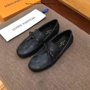 Mens Bullock 정품 가죽 신발 브랜드 흑인 남성 파티 드레스 웨딩 드레스 위빙 비즈니스 가죽 신발