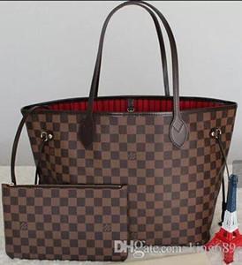 지갑 PU 가죽 핸드백 가방 토트 가방 쇼핑 뜨거운 NEW 고전적인 여성의 어깨 가방 최고 품질의 여성 캐주얼 토트 백