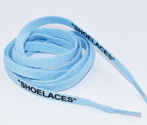 SHOELACES cordones de los zapatos de poliéster encaje 120 cm Partes de zapatos Para los deportes ocasionales zapatos de lona zapatos de baloncesto zapatos