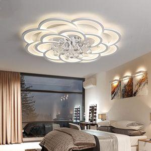 Modern teto Luzes LED Lâmpada para sala de estar Quarto superfície avize Estudo quarto Home Decor montado plafonnier candeeiros de tecto