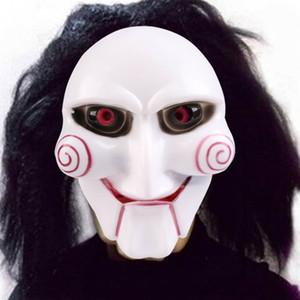 2020 Горячие Продажа 1Piece ПВХ Masquerade Halloween пила Бензопила Убийца Тема Маска Супер Creepy DIY Подарок Маска хорошее качество