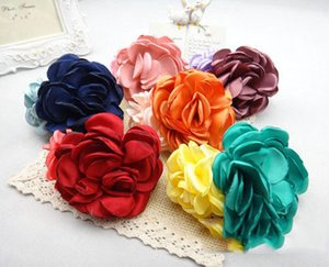 Children Hairbands Kids Designer Flower Hairbands 2020 Fashion Girls Hair Ties Sweete and College Style Girls Hairband Hair Accessories